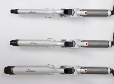 E-PRO ELEGANT CURLING IRONS by EIDEAL™