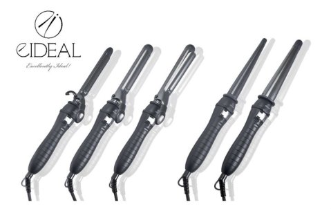 E-CURLER from EIDEAL™.