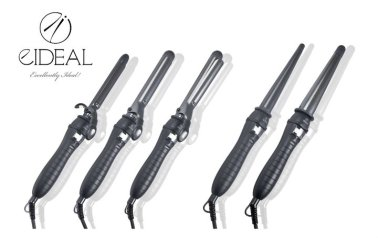 E-CURLER  by EIDEAL™ Hair Tools